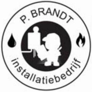 P. Brandt Installatiebedrijf logo