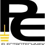 PE electrotechniek logo